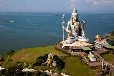 Murudeshwar Temple Annadanam Timings