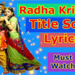 Radha Krishna Serial Song Lyrics