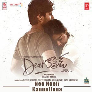 Nee Neeli Kannullona Song Lyrics